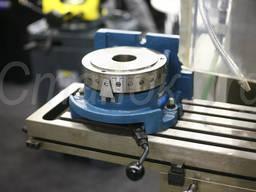 Homge HSD 7 поворотный делительный стол 192 мм для патрона с