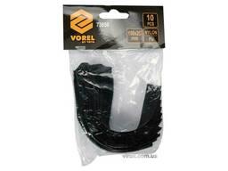 Хомут-липучка для кабеля Vorel 25 x 150 мм нейлон + поліестер + поліуретан 10 шт
