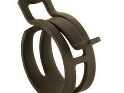 Хомут пружинный самозажимной Ø23*(газ-14 мм, тосол-15 мм)