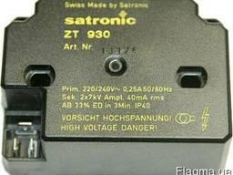 Honeywell (Satronic) ZT 930 13124U