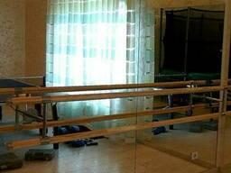 Балетный станок из нержавейки для дома