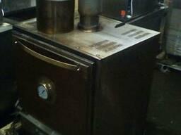 Хоспер б/у Украина. Угольная печь BQ-2