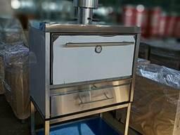 Хоспер (печь на древесном угле ) ПДУ - 800. Гриль-барбекю