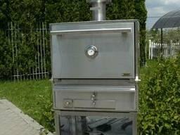 Хоспер ПДУ 800, Josper печь на углях, закрытый мангал.