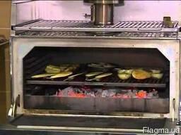 Хоспер ПДУ 900. Печь-гриль, мангал