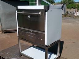 Хоспер, печь-гриль(на углях), Печь на древесном угле ПДУ-900