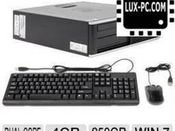 HP Compaq 6000 Elite / E8400 (3. 0 ГГц) / RAM 2 ГБ / HDD 250