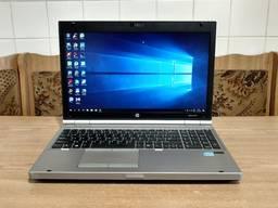 HP Elitebook 8570p, 15, 6'' HD, i7-3520M, 8GB, 500GB, ATI Radeon