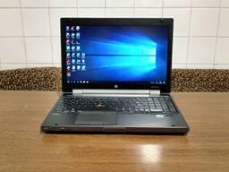 """HP Elitebook 8570W, 15, 6"""" FHD, i7, 16GB, 256GB SSD, Nvidia"""
