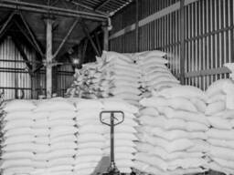 Хранение и очистка зерновых культур