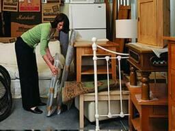 Хранение мебели и вещей на время ремонта