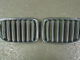 Хромированная решетка радиатора для BMW X1 E84 с разборки