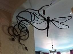 Художественная ковка, кованые изделия под заказ, фото.