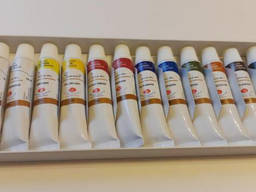Художественные масляные краски Сонет