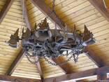 Художня ковка: ворота, мангали, решітки, перила - фото 6