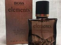 Hugo Boss Boss Elements коричневый Раритет туалетная вода тестер 50мл