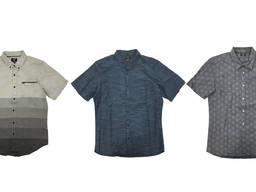Hurley мужская рубашка микс