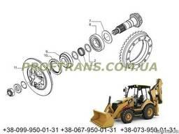Хвостовик и планетарка Caterpillar 424 катерпилер редуктор