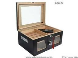 Хьюмидоры коробки для хранения сигар для ресторанов опт прям