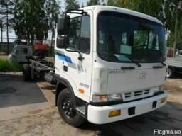 Hyundai HD 120 Long шасси