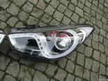 Hyundai i40 12-14 Передние фары ( левая правая ) Xenon Led - фото 3