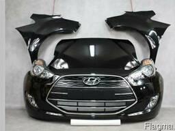 Hyundai IX20 Разборка Бампер Крыло Дверь