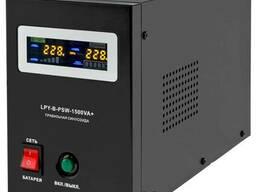 ИБП 1050 Вт, выносной аккумулятор, правильная синусоида