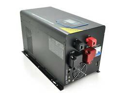 ИБП настенный с правильным синусом Ritar RTSWm-MPPT-MPS-3024, 3000W, 24V, ток заряда. ..