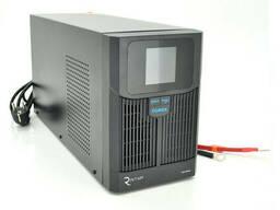 ИБП с правильной синусоидой Ritar RTSW-1500 LCD (1000Вт) , 24В, под внешний АКБ, Q1. ..