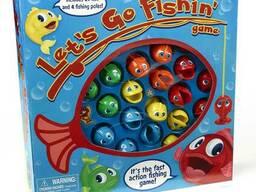Игра Рыбалка Let's Go Fishin
