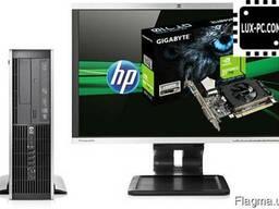 Игровой Комплект компьютера HP Compaq 6200 ELITE sff на i3-2