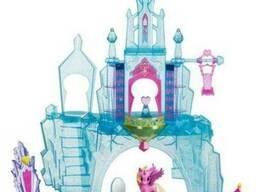 Игровой набор Кристальный замок My little pony explore Eques