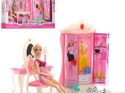 Игровой набор Le Jin Toys «Кукла с мебелью»(589-1)
