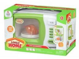 Игровой набор Same Toy Lovely Home Микроволновая печь. ..