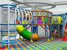Игровые детские комнаты в ТРЦ
