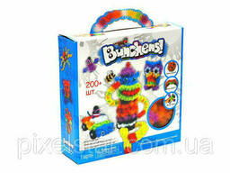 Игрушка Bunchems (Банчемс) 200 шт. мягкий пушистый шарик. ..