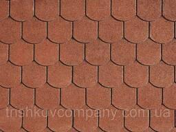 IKO Битумная черепица Victorian Tile Red