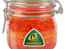 Икра красная лососевая Горбуша Россия Шаланда 600 грамм. ..