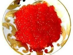 Икра лососевая красная имитированная