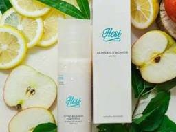 Ilcsi Apple & Lemon Cleanser/Очищающий лосьон Яблоко и Лимон для проблемной, жирной. ..