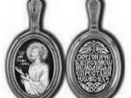 Именная икона Святой Симеон Семен Верхотурский