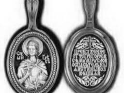 Именная иконка Глеб Святой благоверный князь Глеб
