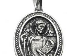 Именная иконка Преподобный Роман Сладкопевец