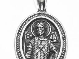 Именная иконка Святой Артемий.