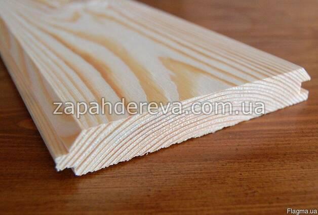 Имитация бруса для наружной и внутренней отделки