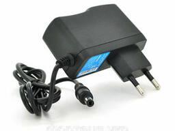 Импульсный адаптер питания Merlion MLPSP5-1mini, 5В 1А (5Вт) штекер 5,5/2,5, довжина 0,5м