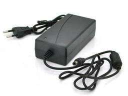 Импульсный адаптер питания YM-2420 24В 2А (48Вт) штекер 5,5/2,5 + шнур питания, длина. ..