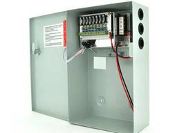 Импульсный источник бесперебойного питания PSU-5117-17 12V 5А, под АКБ 12V 17A, Metal Box