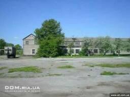 Имущественый комплекс 3600м2 Житомирская обл.