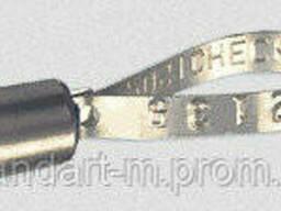 Индикаторные металлические пломбы Позичек, Индикаторная пластиковая пломба Блок-Пост М